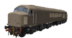 Heljan 45402 Class 45/1 No.45.133, BR Blue, Yellow Ends [NOT YET RELEASED]